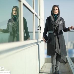 عکس های جدید از سحر دولتشاهی در 34 جشنواره فیلم فجر
