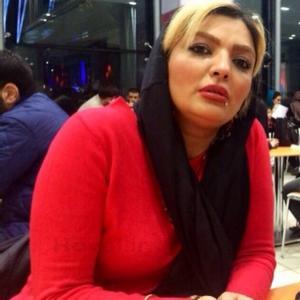 عکس رویا سادات حسینی