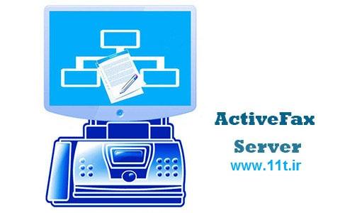دانلود نرم افزار ارسال و دریافت فکس با کامپیوتر ActiveFax Server 5.15