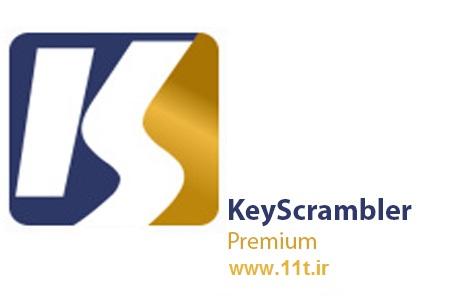 دانلود نرم افزار رمز گذاری داده ها KeyScrambler 3.6.0