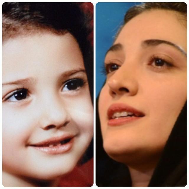 مجموعه عکس های جدید و زیبای مینا ساداتی بازیگر سریال تنهایی لیلا