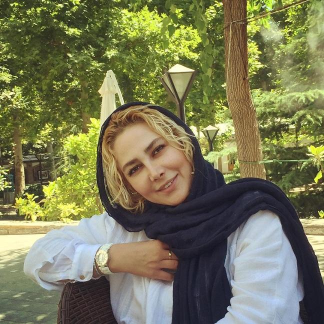 عکس های زیبا و خوشگل آنا نعمتی (مرداد ماه 94)