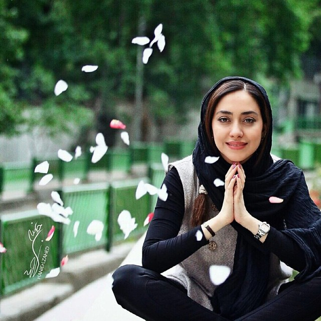 عکس های جذاب و شیک بهاره کیان افشار