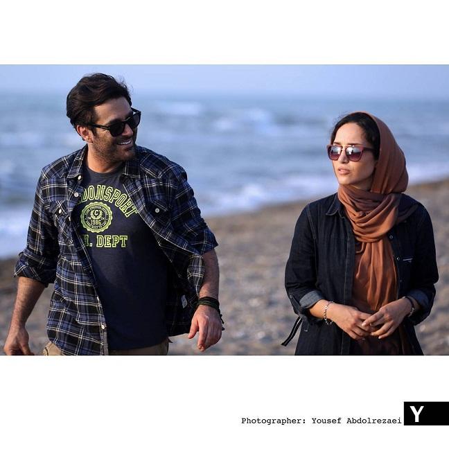عکس های خاطره اسدی و محمدرضا گلزار