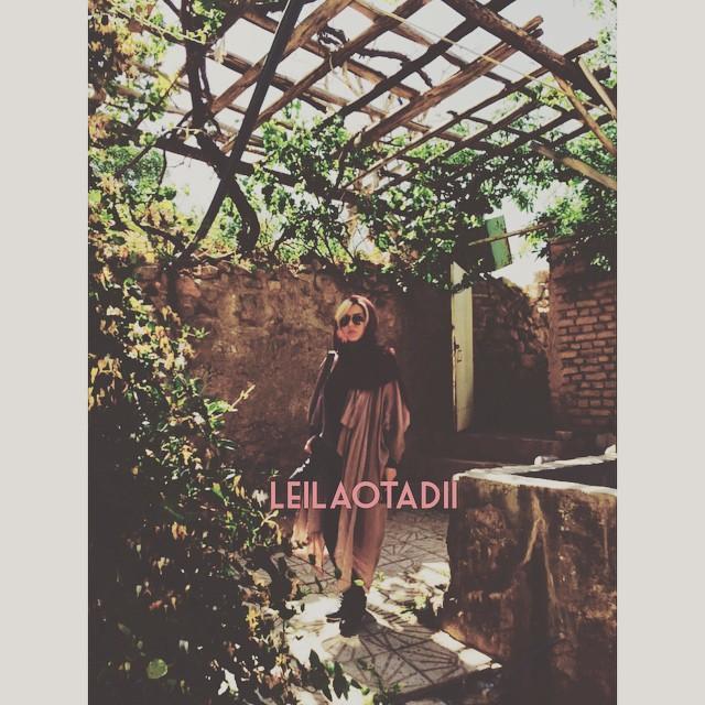 عکس های زیبای لیلا اوتادی