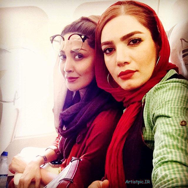 عکس مریم معصومی و متین ستوده