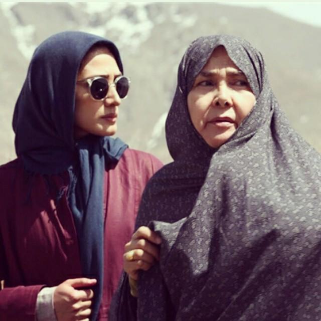 عکس های زیبای مینا ساداتی