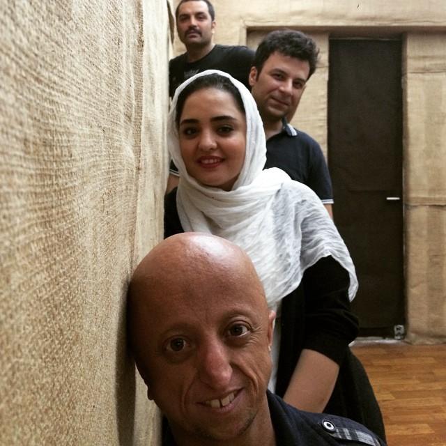 عکس های خوشگل نرگس محمدی