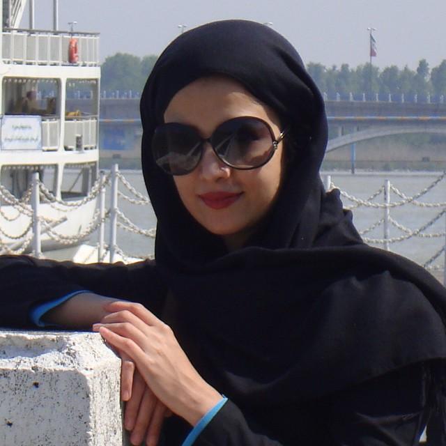 عکس جدید ساناز نوروززاده همسر زنده یاد پیمان ابدی