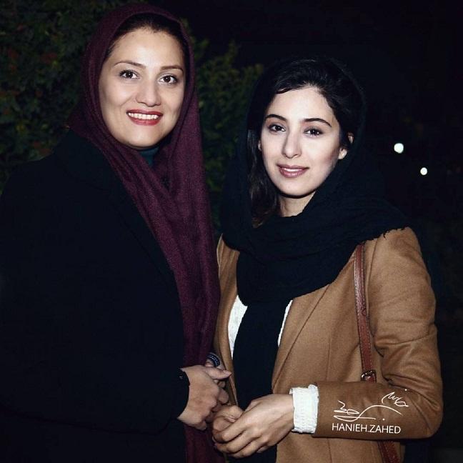 عکس های آناهیتا افشار و شبنم مقدمی
