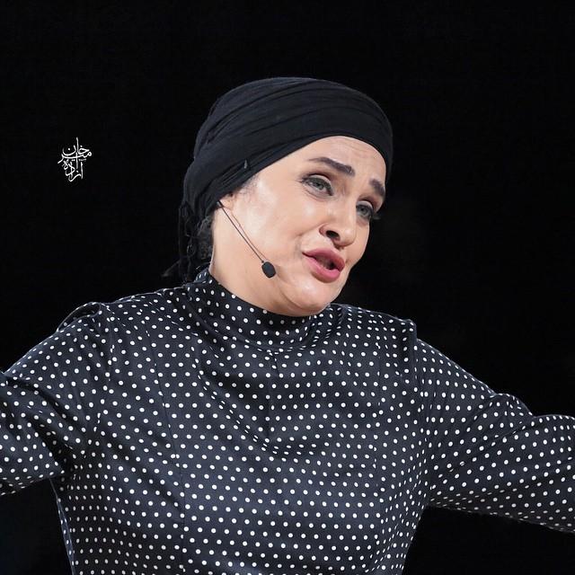 عکس های زیبای رویا نونهالی در نمایش تارتوف