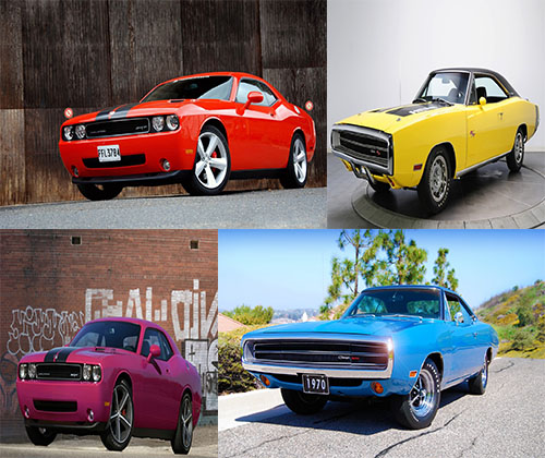 عکس های بسیار زیبا از ماشین های دهه ی شصت و هفتاد میلادی