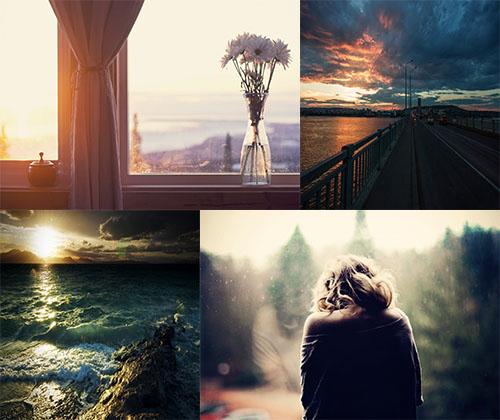 جدیدترین عکس های غمگین و تنهایی