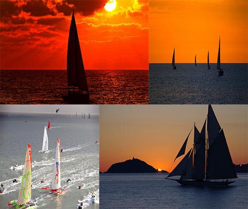 عکس های بسیار زیبا از مسابقات قایق رانی