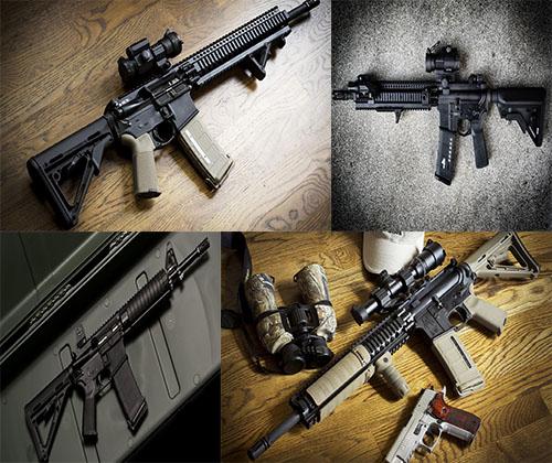 والپر های فوق العاده زیبا از اسلحه ها با کیفیت عالی