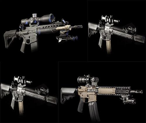 جدیدترین و بهترین عکس های فوق العاده زیبا از انواع مدل اسلحه