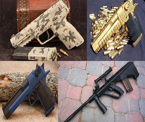 والپر های فوق العاده زیبا از انواع مدل اسلاحه