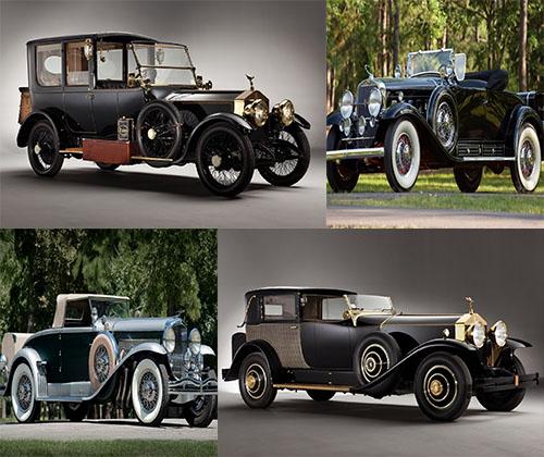 بهترین عکس ها از ماشین های کلاسیک و قدیمی با کیفیت HD