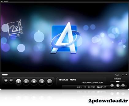 دانلود ALLPlayer 5.3 Final – پلیر زیبا و قدرتمند