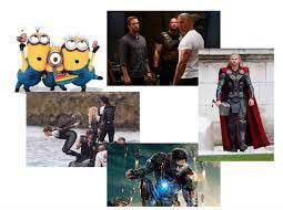 سودآورترین فیلمهای سال 2013