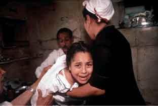 توضیحات به همراه عکس ختنه کردن دختران