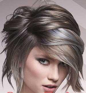 جدیدترین مدل مو و رنگ موی زنانه سال 2014
