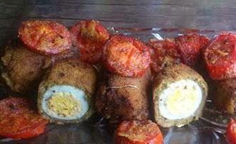 تهیه تخم مرغ به سبک اسکاتلندی