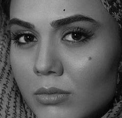 عکس های جدید از آزاده زارعی بازیگر نقش باران در سریال آوای باران