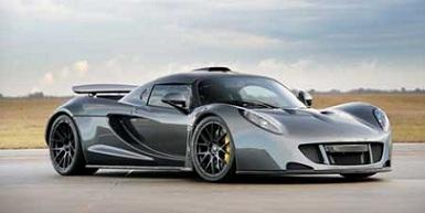 شکستی برای بوگاتی؟/این اتومبیل سریعترین اتومبیل جهان شد