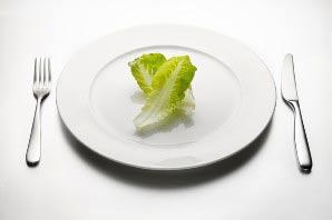 کاهش وزن با مواد غذایی دارای کالری پایین