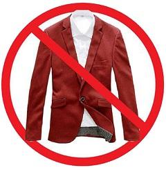 نباید عید کت و شلوار بپوشید!