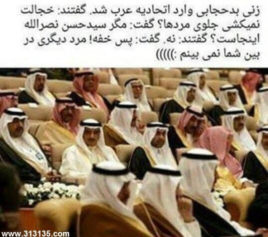 ترول اتحادیه عرب
