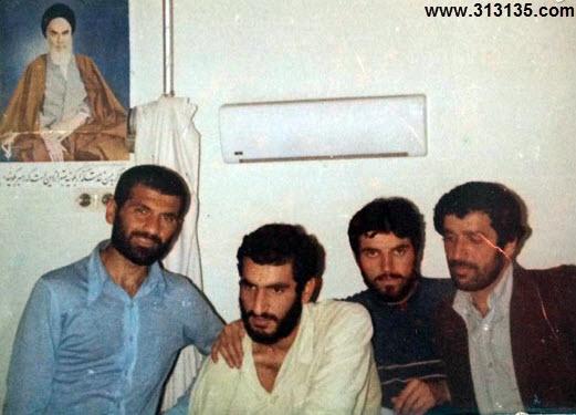 شهید علی اكبر امین تبار