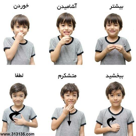 آموزش زبان لالی