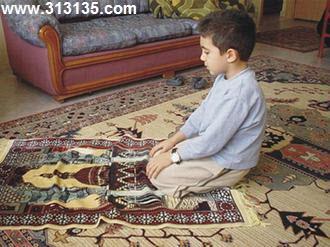 نماز کاهلی