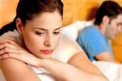 بی میلی جنسی پس از بارداری و زایمان