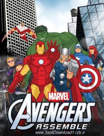 دانلود فصل اول انیمیشن Avengers Assemble 2013