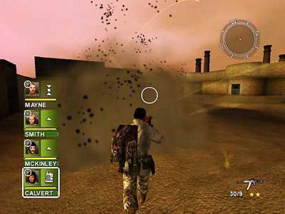 دانلود بازی اکشن Conflict Desert Storm 2 با حجم کم