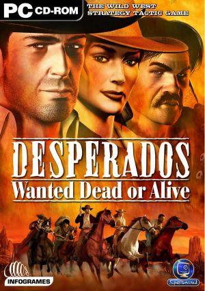 دانلود بازی استراتژیک Desperados Wanted Dead or Alive