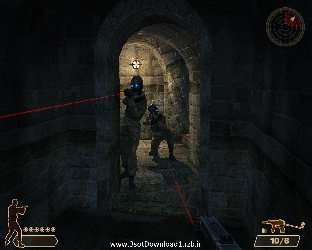 دانلود بازی اکشن The Mark برای کامپیوتر