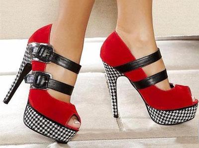 عکسهای کفش دخترانه مجلسی مدل 2014