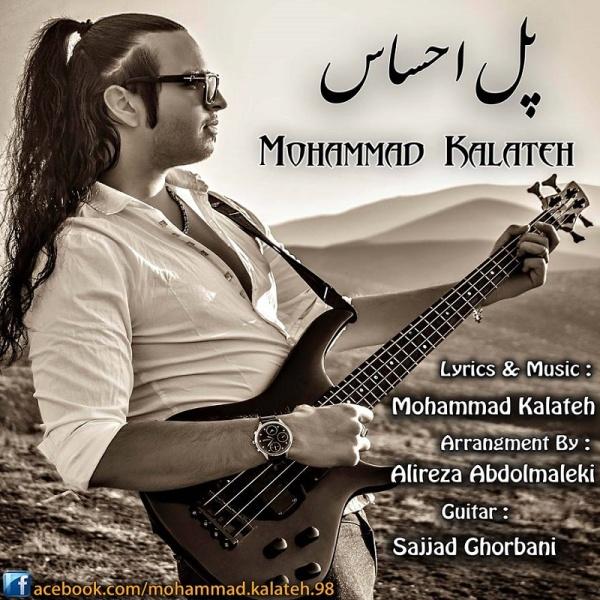 دانلود آهنگ محمد کلاته به نام پل احساس
