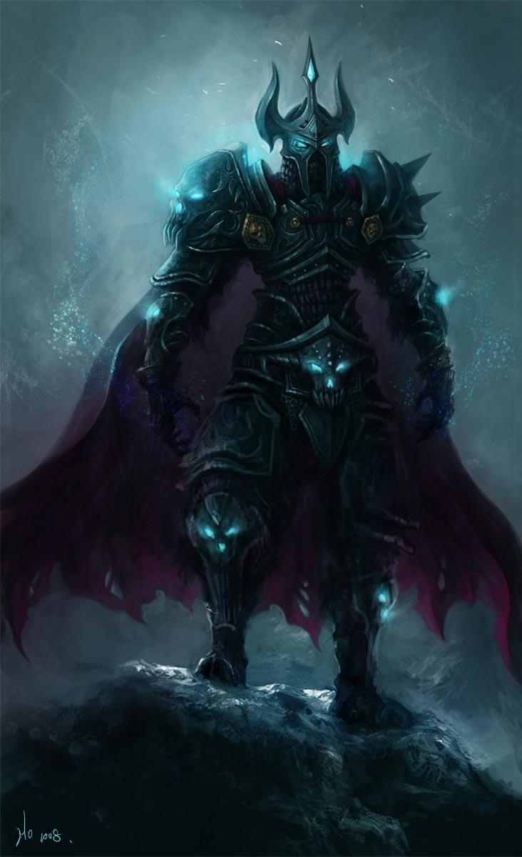 اموزش تلنت Death knight
