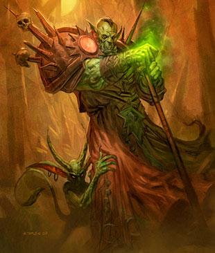 آموزش تلنت Warlock