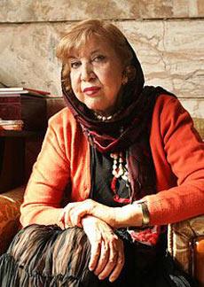 بیوگرافی - زندگینامه شاعران - زندگینامه سیمین بهبهانی