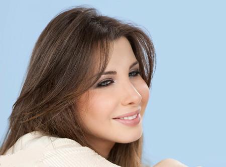 تصاویری از نانسی عجرم خواننده زن لبنانی