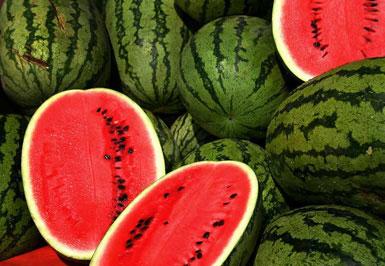 هندوانه , خواص دارویی هندوانه