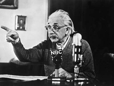 آلبرت اینشتین