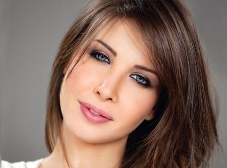 عکسهای نانسی عجرم خواننده عرب