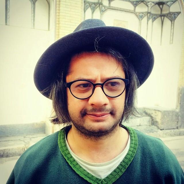 عکس های جدید و بامزه علی صادقی